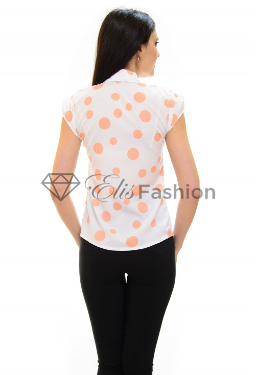 Camasa Rage Bubbles Orange