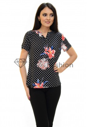 Bluza Bubble Burst Black