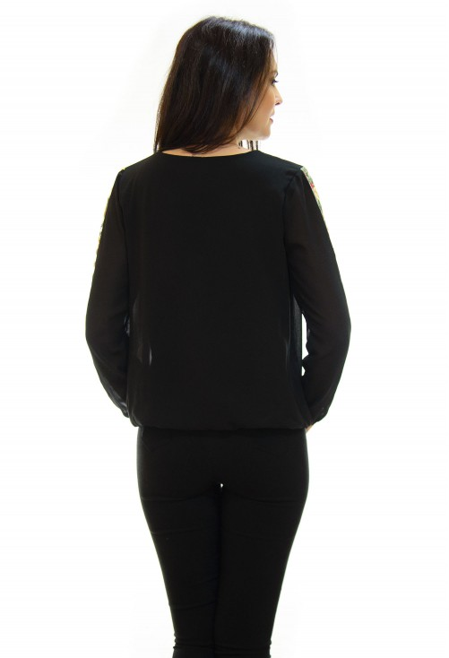 Bluza Every Detail Black