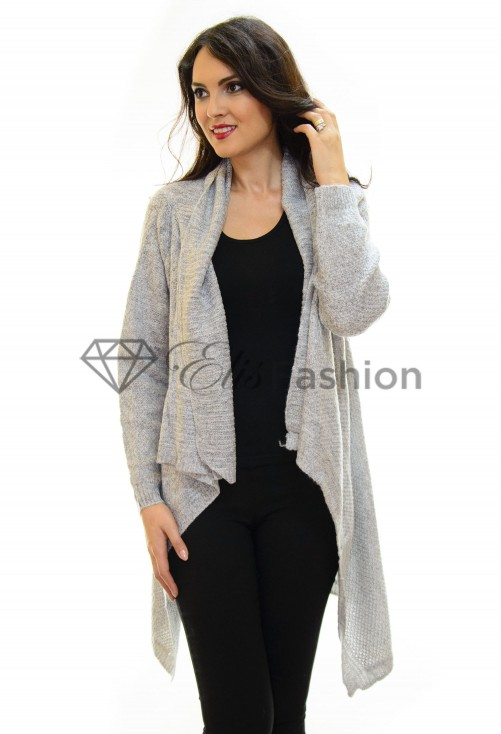 Cardigan One Lecture Grey