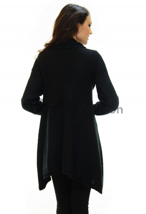 Cardigan One Lecture Black