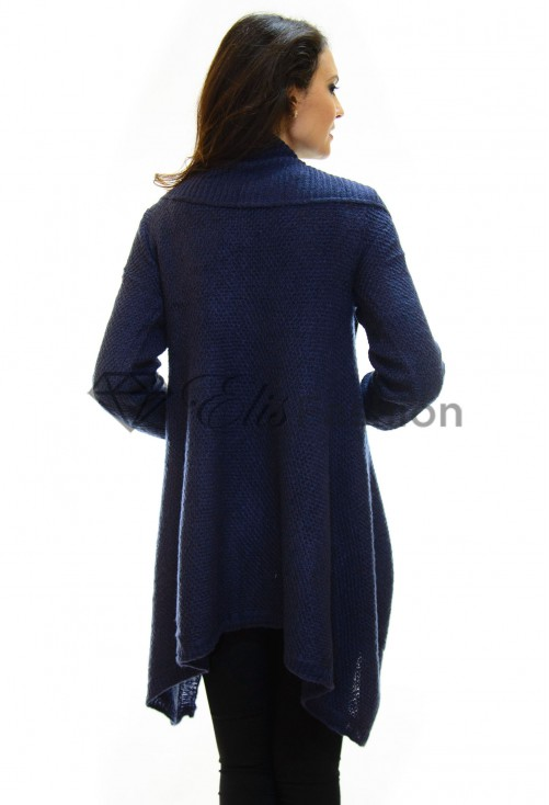 Cardigan One Lecture DarkBlue