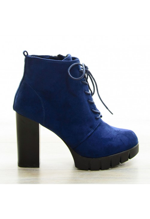 Botine Gorgeous Thin DarkBlue #8417