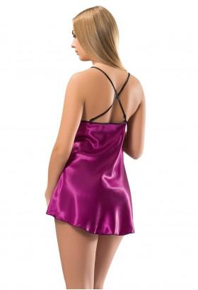 Rochie de Noapte Purple #7209