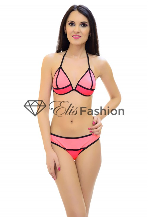 Costum de Baie All Trend Pink