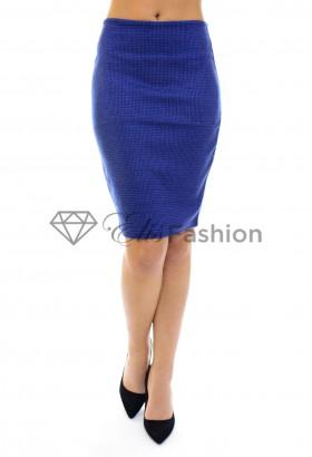 Fusta Old Fashion Blue