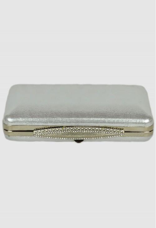 Clutch Silver #988