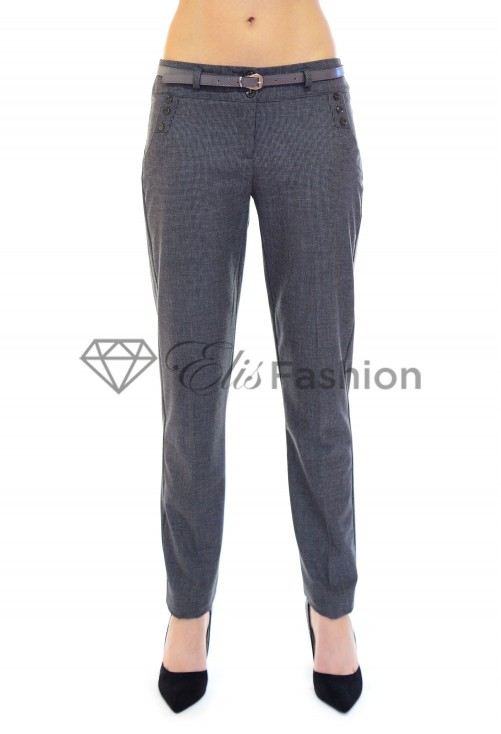 Pantaloni Despite Work Grey