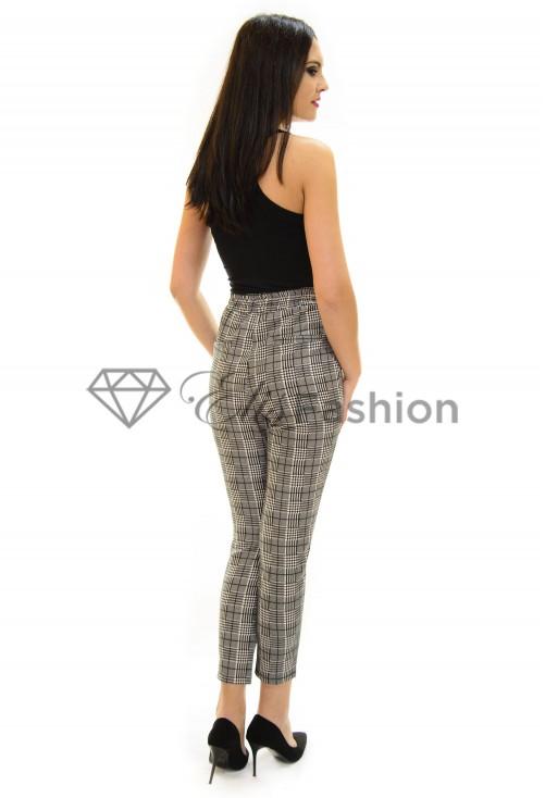 Pantaloni Little More Squares