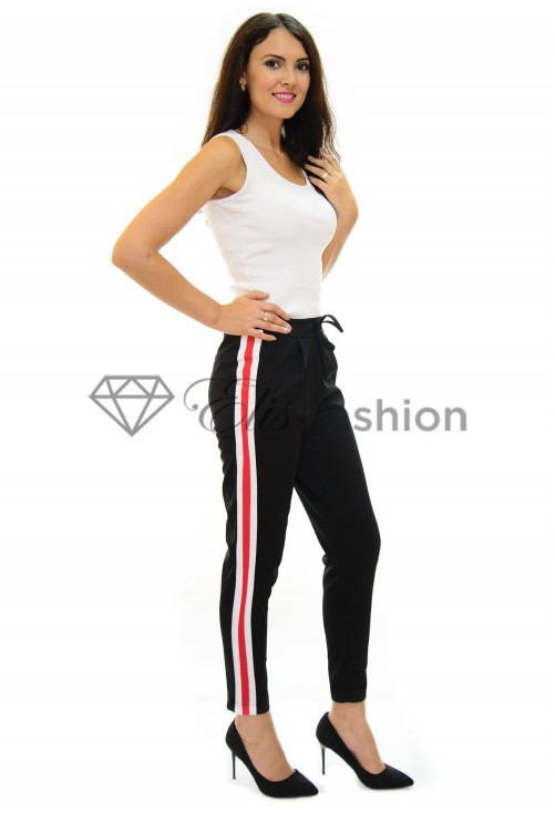 Pantaloni Black Flag