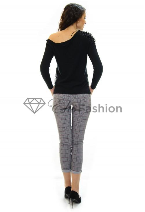 Pantaloni One Type Grey