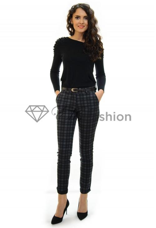 Pantaloni Fast Appearance Black