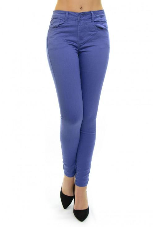Pantaloni Inside Match Blue