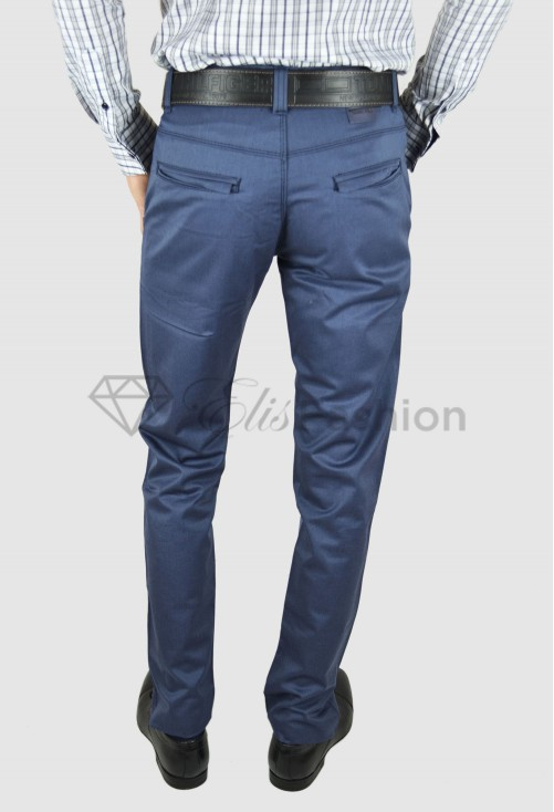 Pantaloni de Barbati Stylish DarkBlue