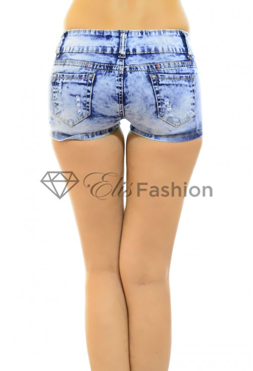 Pantaloni Scurti Jeans Affection