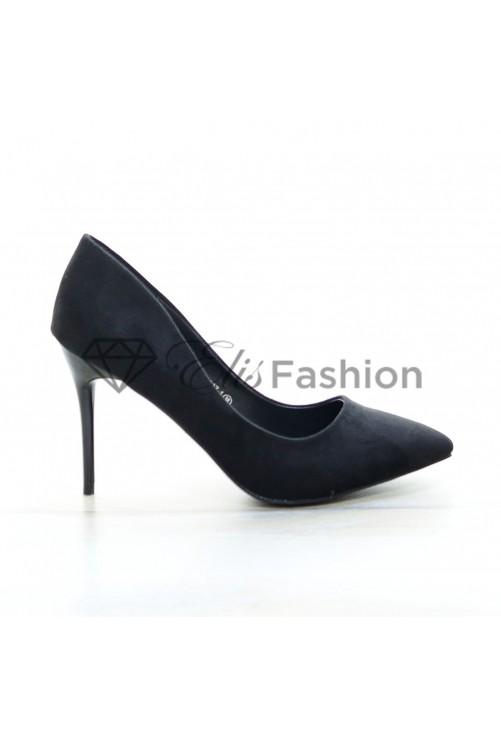 Pantofi Best Test Black #6836