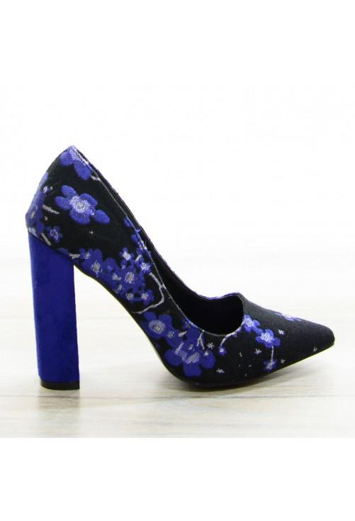 Pantofi Constelation DarkBlue #6853