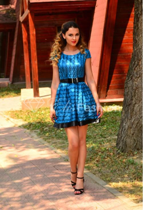 Rochie Liberian Blue