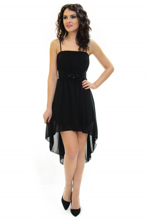 Rochie Festive Black