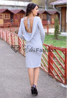 Rochie Glitter Injection Silver