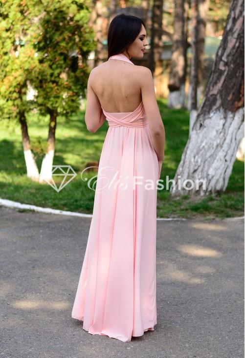 Rochie Versatila Easy Pink