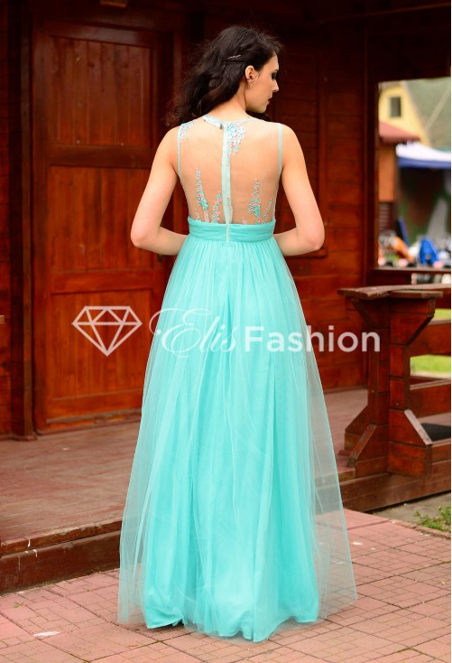 Rochie Forever Treasure Turquoise