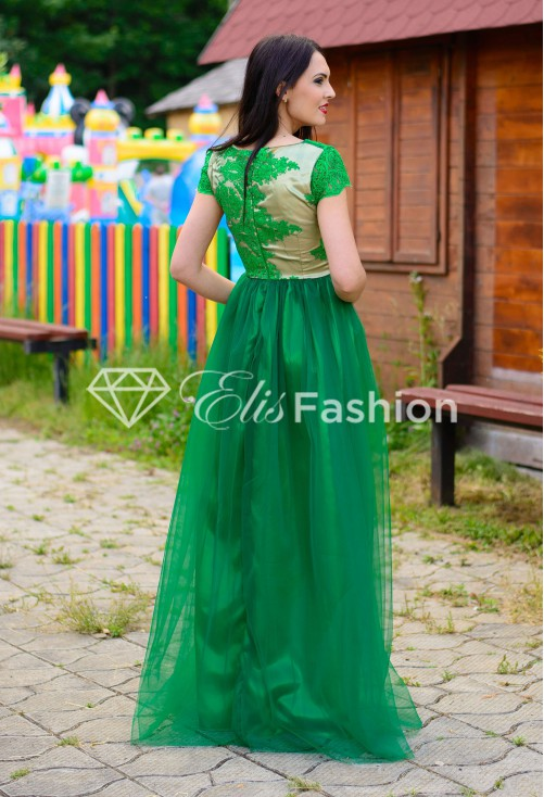 Rochie Cruel Satisfaction Green