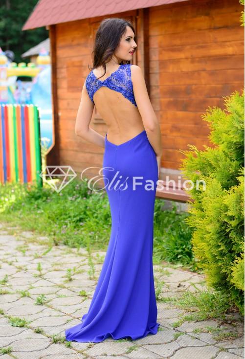 Rochie Elegant Night Blue