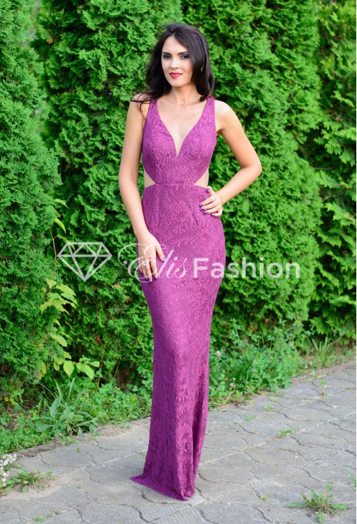 Rochie Special Evening Purple