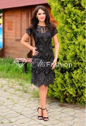 Rochie Great Sparkle Black