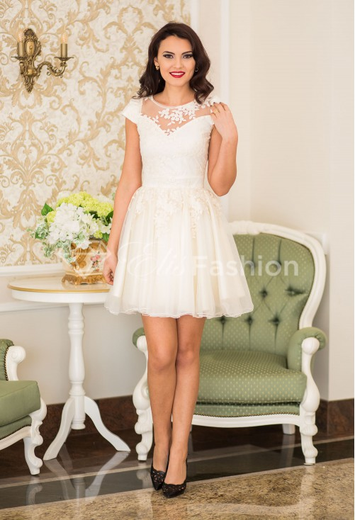 Rochie Ella Collection Bridal Spectrum Ivory