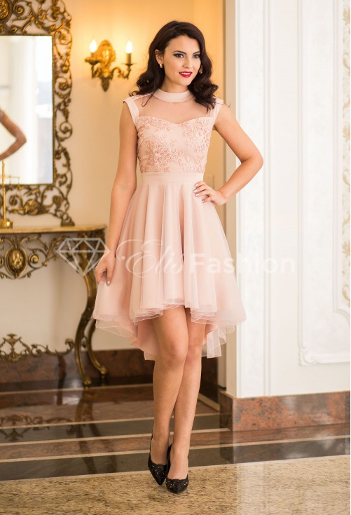 Rochie Ella Collection Supreme Test Rose