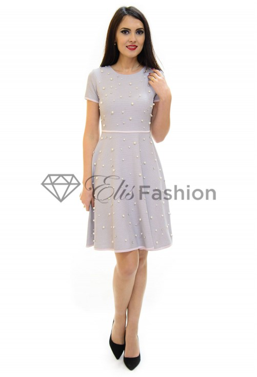 Rochie Safe Pact Grey