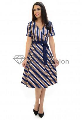 Rochie Perfect Stripes DarkBlue