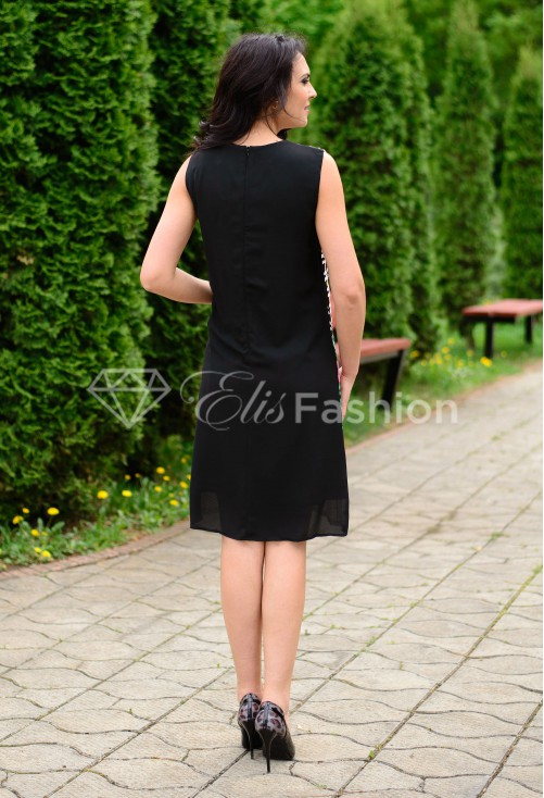 Rochie Ella Collection Special Ocassion Black