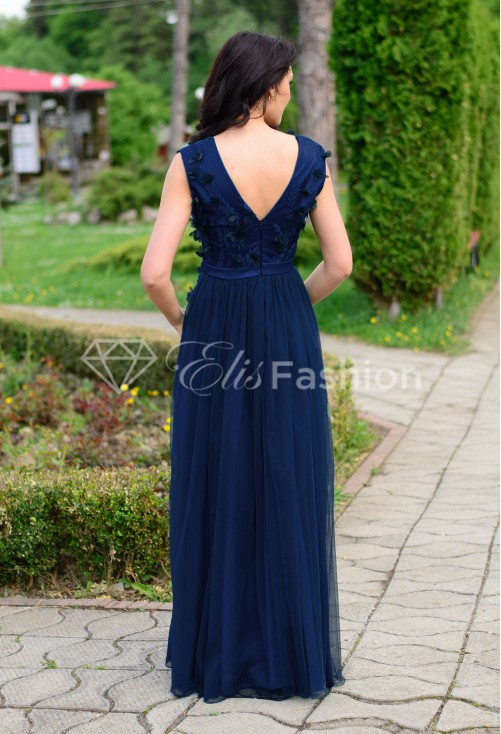 Rochie Ella Collection Princess DarkBlue