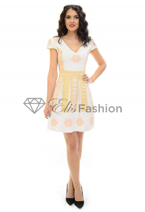 Rochie Ella Collection Far Away White
