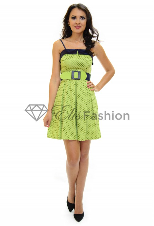 Rochie Attempt Green