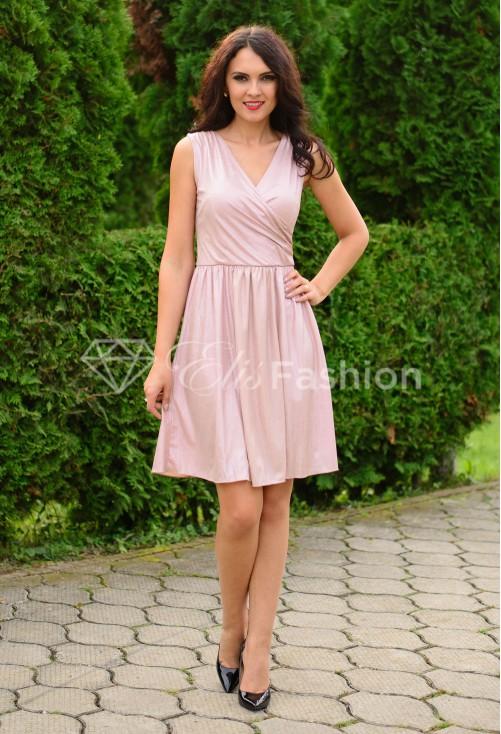 Rochie Ella Collection Sparkle Pink