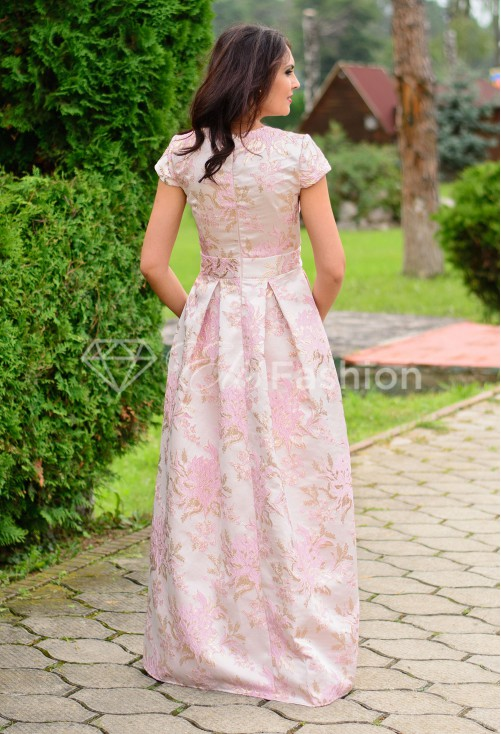 Rochie Ella Collection Teaching Master Pink