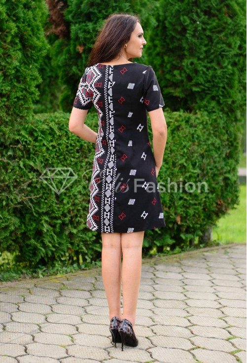 Rochie Ella Collection One Try Black
