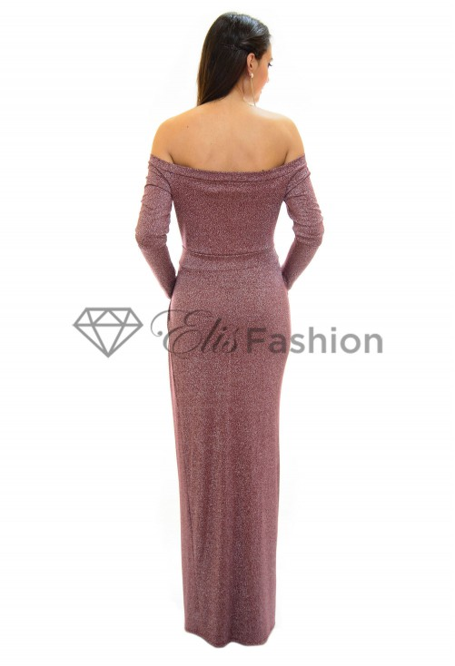 Rochie Night Fashion Burgundy