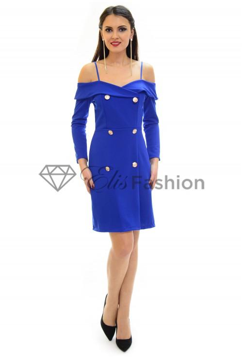Rochie Smooth Navy Blue