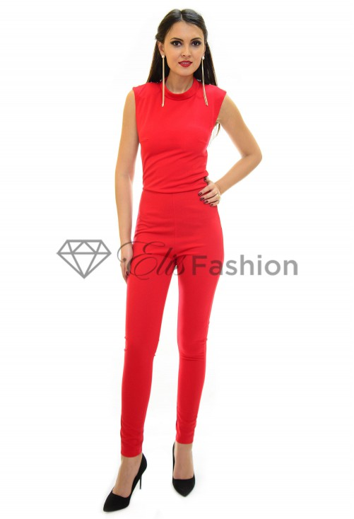 Salopeta Lady Night Red