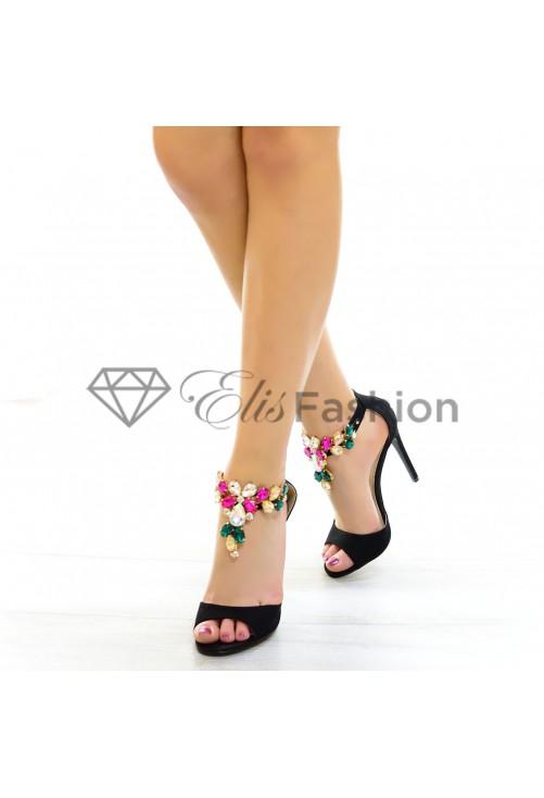 Sandale Stunning Appearance Black #4746