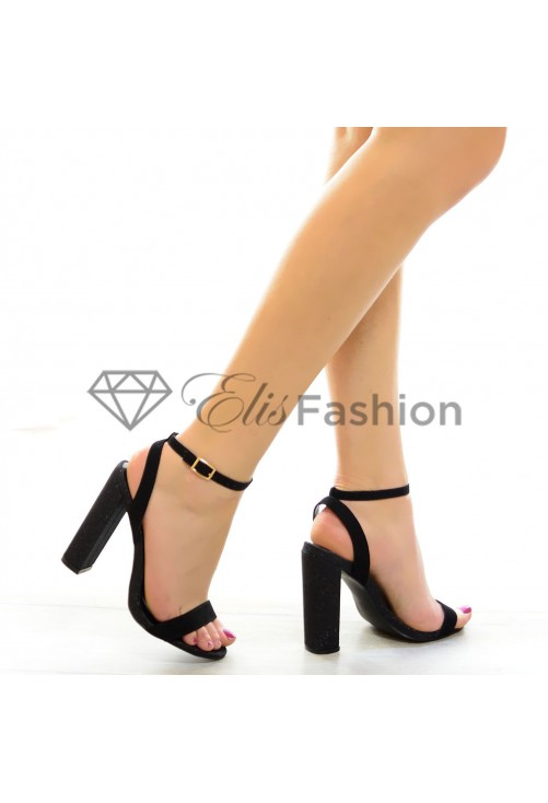 Sandale Forever Elegance Black #4747
