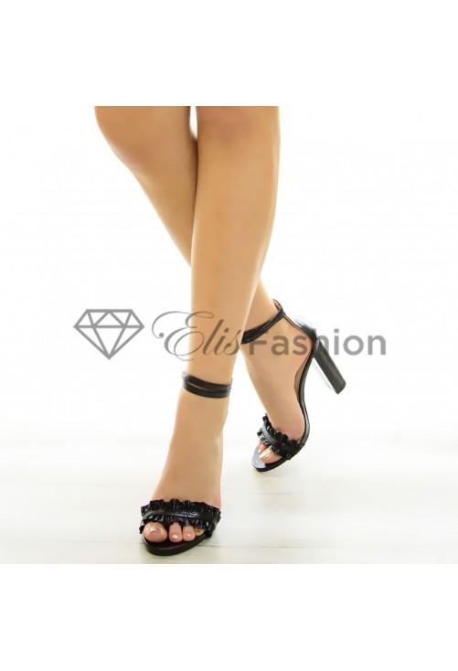 Sandale Perfect Black #7104