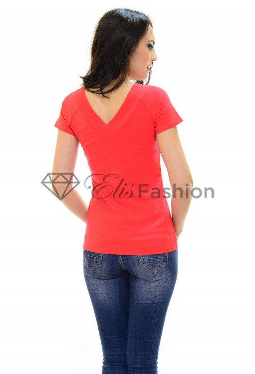 Tricou Fast Knot Red