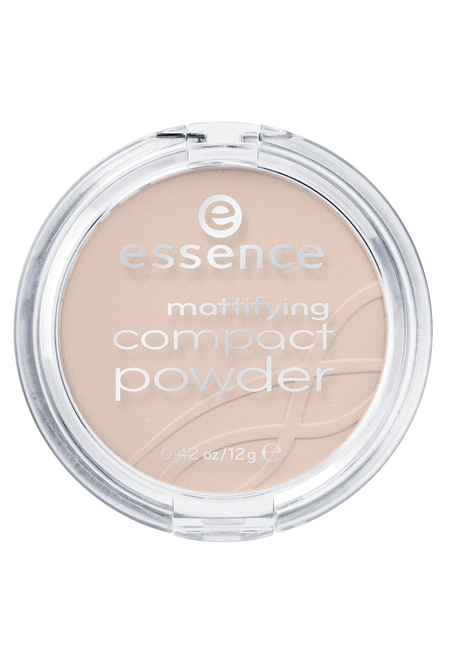 Pudra Compacta Essence Mattifying Compact Powder