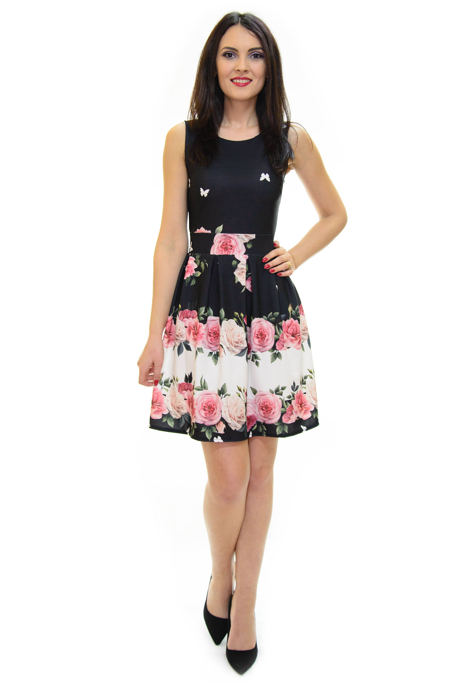 Rochie Better With Black